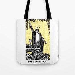 Modern Tarot - 1 The Magician Tote Bag
