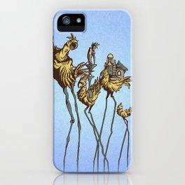 Dali Chocobos iPhone Case