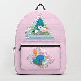 Ocean terrarium - Sea slug Backpack