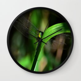 Watcher Wall Clock