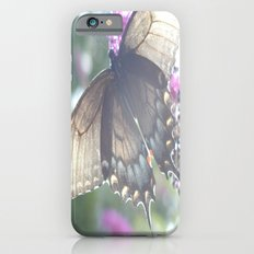 Sheer Butterfly Slim Case iPhone 6s