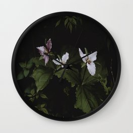 Mount Olympus Beauties Wall Clock