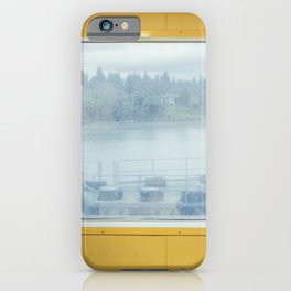 Bainbridge Ferry iPhone Case
