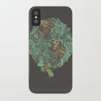 prince iPhone & iPod Cases featuring Prince Atlas by Hector Mansilla