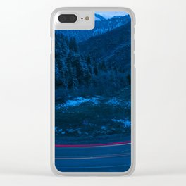 The Curve Clear iPhone Case