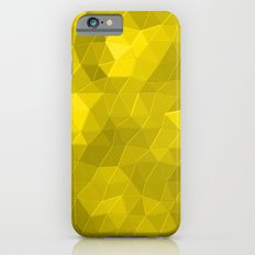 Kaleidoscope Series Yellow iPhone 6s Slim Case