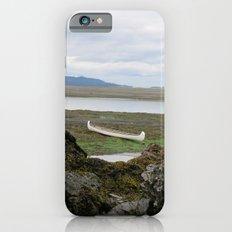 Abandoned :: A Lone Canoe Slim Case iPhone 6s