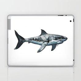 Great White (c) Laptop & iPad Skin