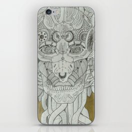 Deus Ex Machina iPhone Skin