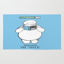 The Feels. Rug