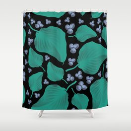 Patterns Floral Design Shower Curtain