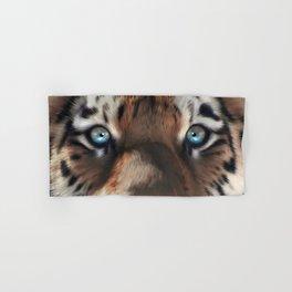 Tiger Eyes Hand & Bath Towel