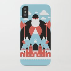 King of the Mountain Slim Case iPhone X