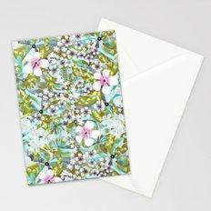 Flowers 'n Rain. Stationery Cards