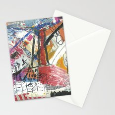 THE BATTLE Stationery Cards