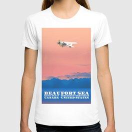 Beaufort Sea Canada USA T-shirt