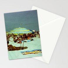 Beach, Wildwood, New Jersey Stationery Cards