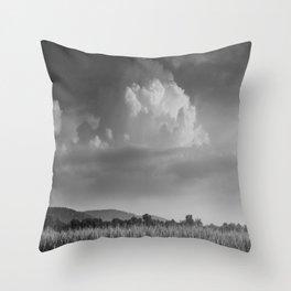 The Farmer's Life Throw Pillow