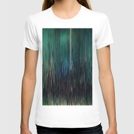 Planet Pixel New York Blues T-shirt