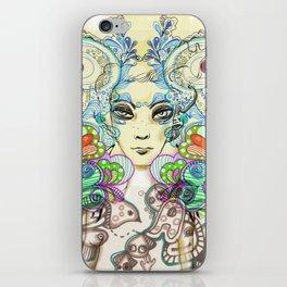Angel Love iPhone Skin