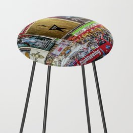 Times Square II Special Edition I Counter Stool