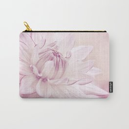 La Dahlia Carry-All Pouch