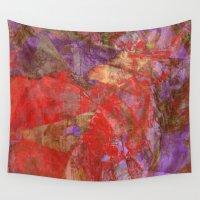 arab Wall Tapestries featuring Flamenco by Fernando Vieira