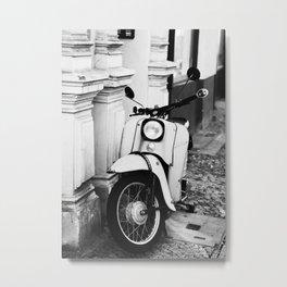 Schwalbe Metal Print
