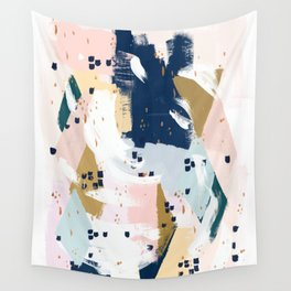 Beneath the Surface Wall Tapestry