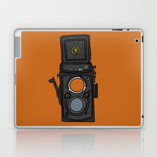 Yashica Laptop & iPad Skin