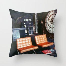 Bushwick Throw Pillow