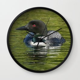 Eternal beauty Wall Clock