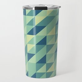 Triangles Travel Mug