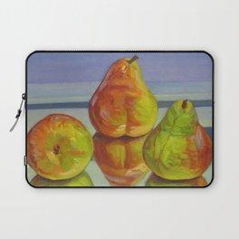 Pear Reflection Laptop Sleeve