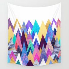 Enchanted Mountains Wall Tapestry