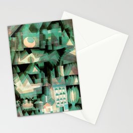 """Paul Klee """"Dream city"""" Stationery Cards"""