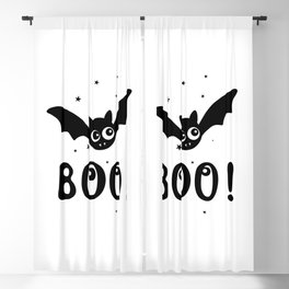 BOO!!! Blackout Curtain
