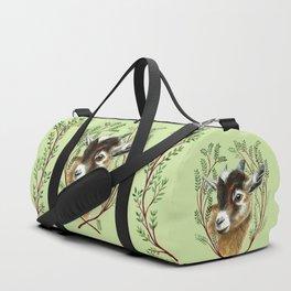 Baby goat Duffle Bag