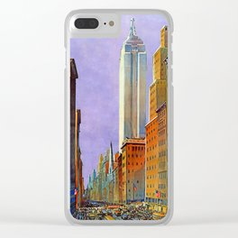 Fifth Avenue Clear iPhone Case