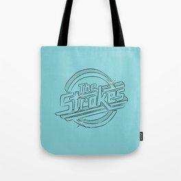 The Strokes Tote Bag