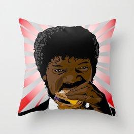 Big Kahuna Burger Throw Pillow