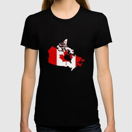 Oh Canada (JC) T-shirt