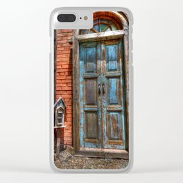 The Doors Clear iPhone Case