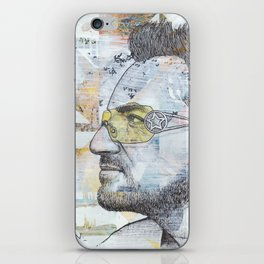 Bono - I Still Haven't Found What I'm Looking For iPhone Skin