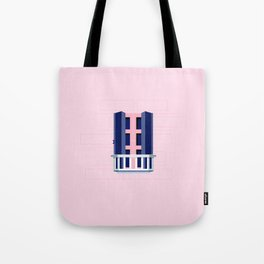Window of Andalucia | 4 Tote Bag