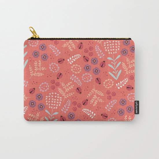 Little Ladybugs Carry-All Pouch