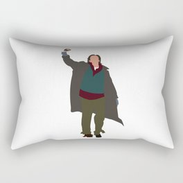 Criminal The Breakfast Club 80s movie Rectangular Pillow