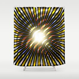Incandescent, 2370j Shower Curtain