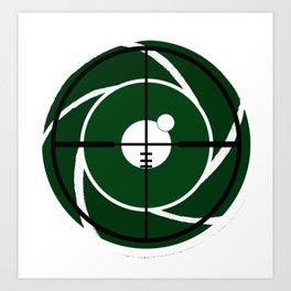 Cam Hunters 2 Art Print