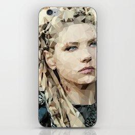 Lagertha Shieldmaiden iPhone Skin